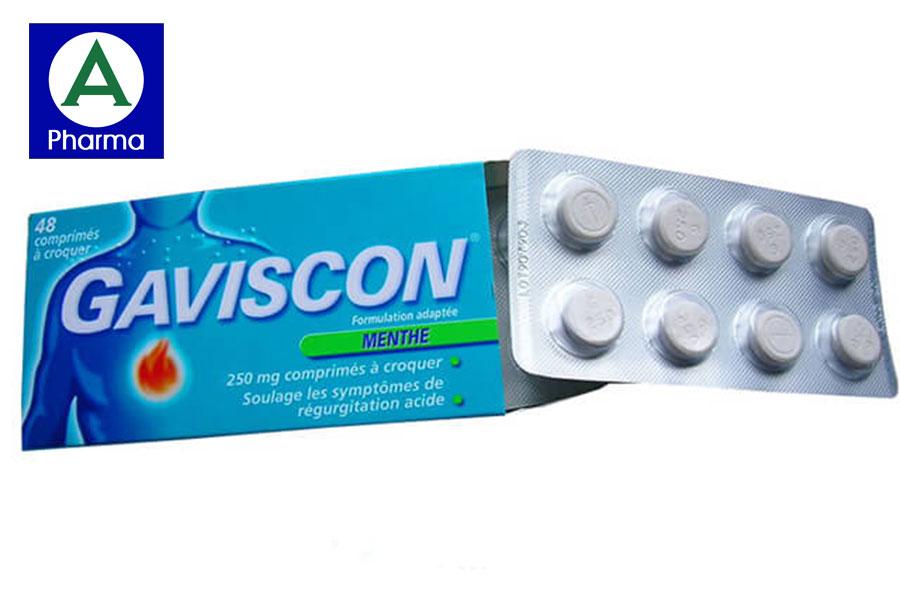 Gaviscon dạng viên