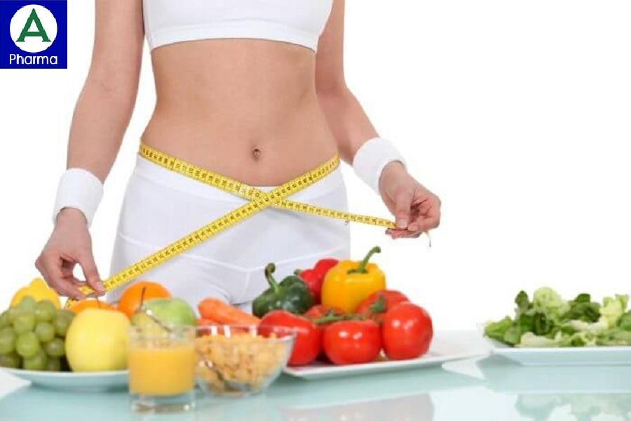 Giảm cân vừa có vóc dáng đẹp vừa làm cơ thể trở nên khỏe mạnh.