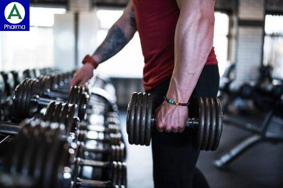Gym giúp tăng sức mạnh cơ bắp và độ nhạy với Insulin