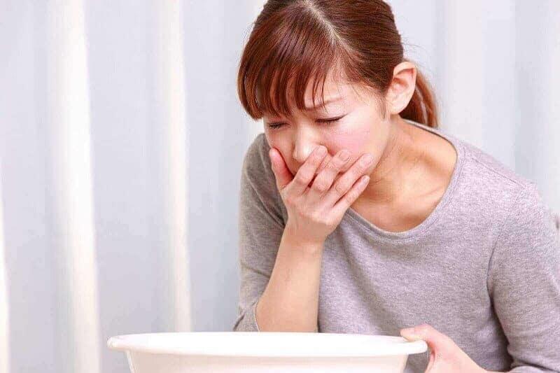 Hạt tiêu điều trị chứng buồn nôn