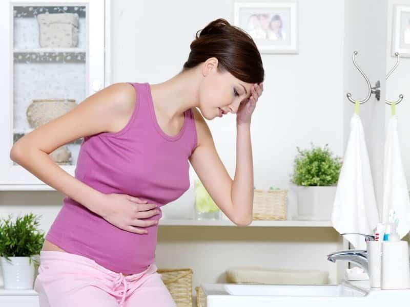 Ốm nghén là tình trạng xảy ra ở hầu hết mẹ bầu trong suốt thời gian thai kỳ
