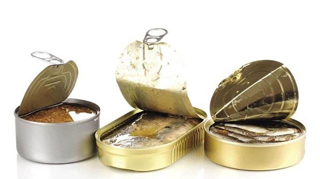 Hạn chế tối đa sử dụng thực phẩm đóng hộp, ăn các thực phẩm tươi sống