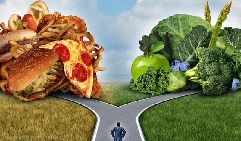 Xây dựng các thói quen ăn uống tốt