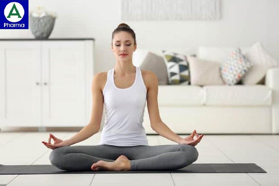 Yoga giúp nâng cao sức khỏe và cân bằng cuộc sống