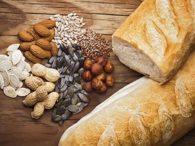 Thực phẩm giàu Phytates