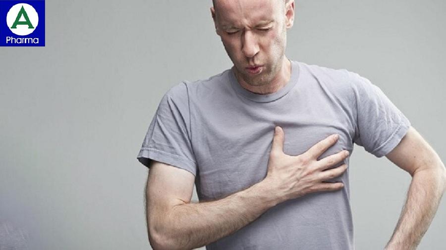 Ngừng tập luyện khi cảm thấy khó thở, hồi hộp