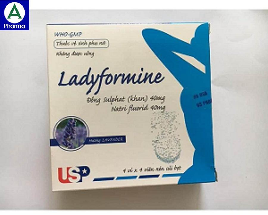 Thuốc Ladyformine