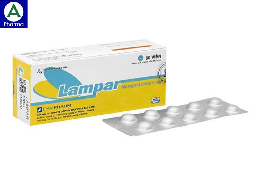 Thuốc Lampar