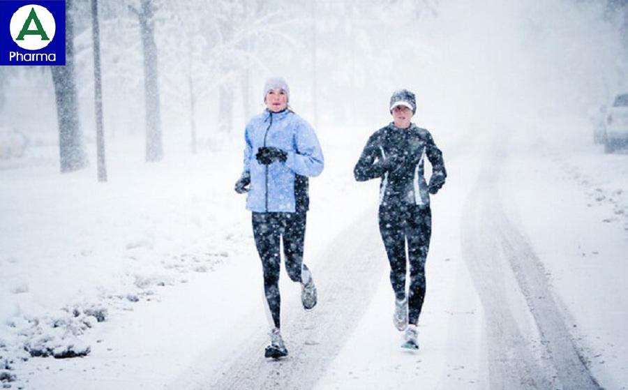 Không nên tập khi điều kiện thời tiết bất lợi