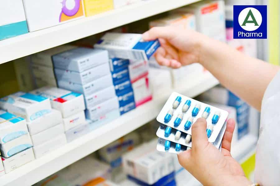 Lựa chọn nhà thuốc Apharma để mua viên  uống trắng da Smart White