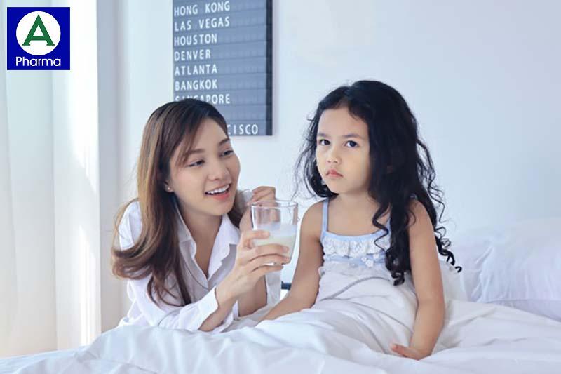 Liều dùng Digoxin richter 0,25mg với trẻ em