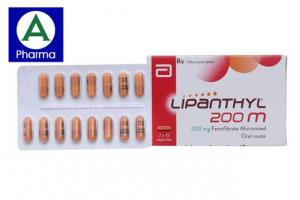 Thuốc Lipanthyl 200M là thuốc gì?