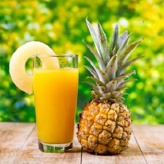 Uống một ly nước ép mỗi ngày để cải thiện tình trạng viêm