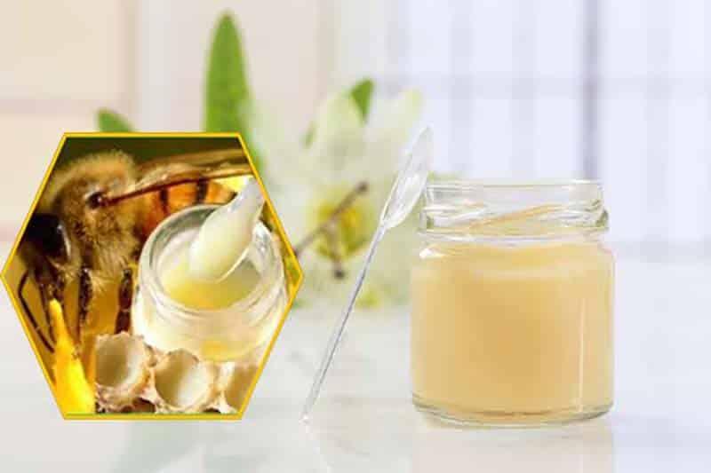 Mặt nạ sữa ong chúa giúp ngăn ngừa lão hóa