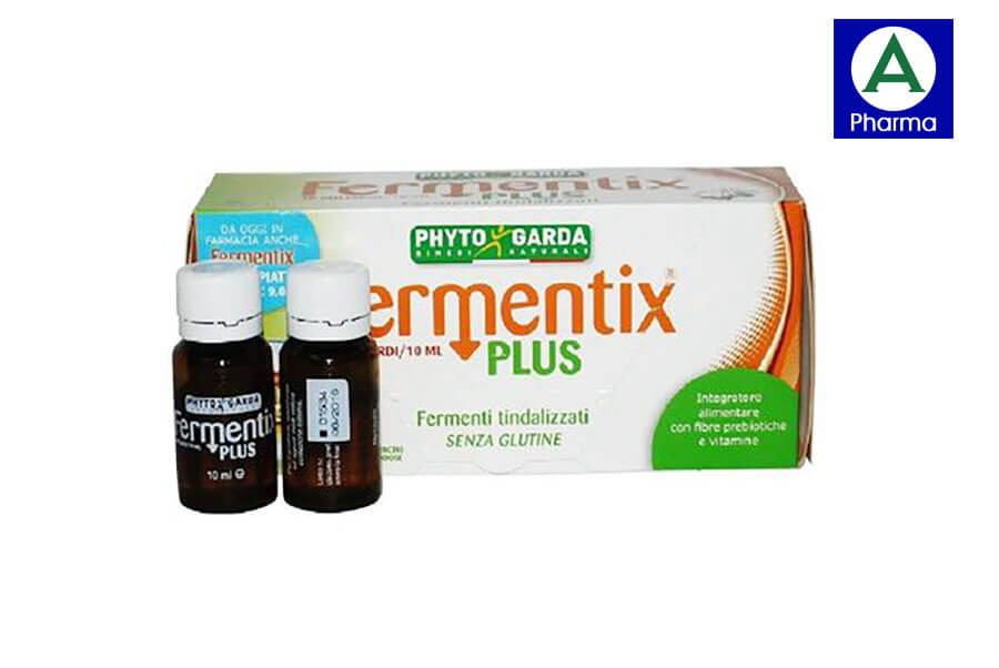 Men vi sinh Fermentix Plus - Tăng cường lợi khuẩn, cải thiện tiêu hóa
