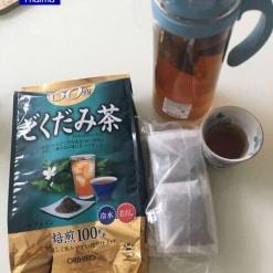Nên mua trà diếp cá Orihiro ở đâu?