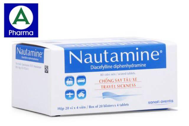 Thuốc Nautamine 90mg là gì?