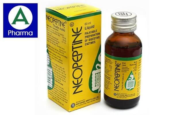 Thuốc Neopeptine Liquid 60 ml là gì?