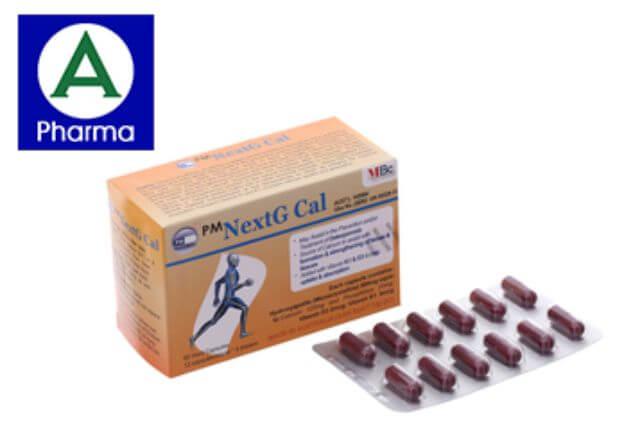 Thuốc NextG Cal là gì?