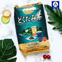 Xuất xứ của trà diếp cá Orihiro