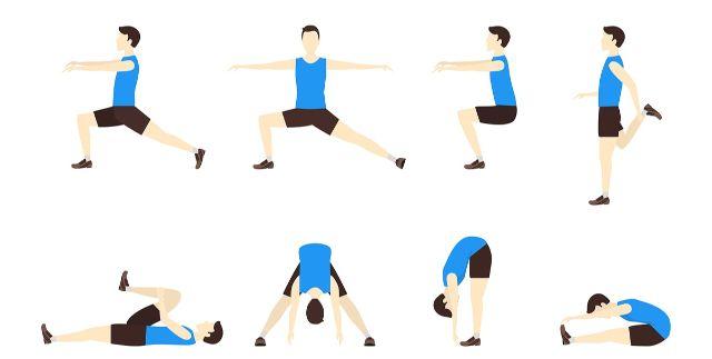 Luyện tập thể dục – thể thao