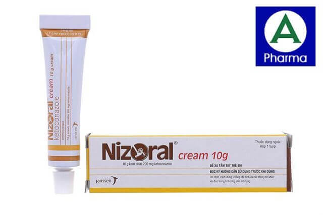 Thuốc Nizoral Cream 10g là gì?