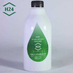 Nước súc miệng diệt khuẩn H24