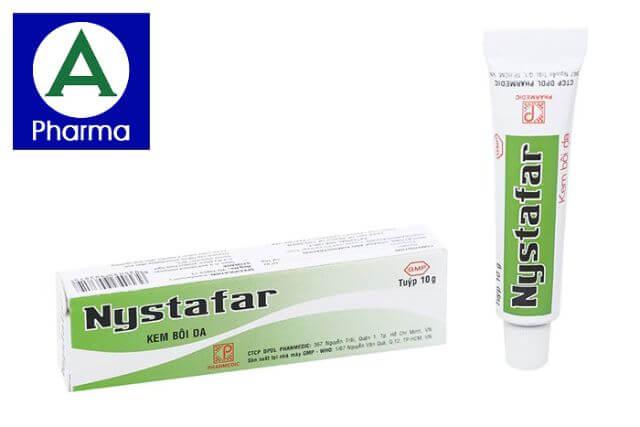 Thuốc Nystafar 10g là gì?
