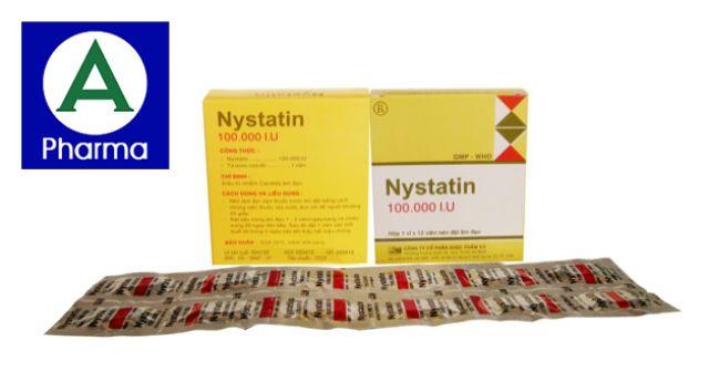 Thuốc Nystatin 100.000 IU là gì?