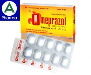 Omeprazol 20mg là thuốc gì?