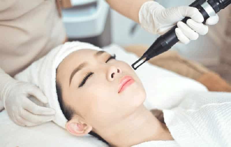 Phương pháp điều trị nám da