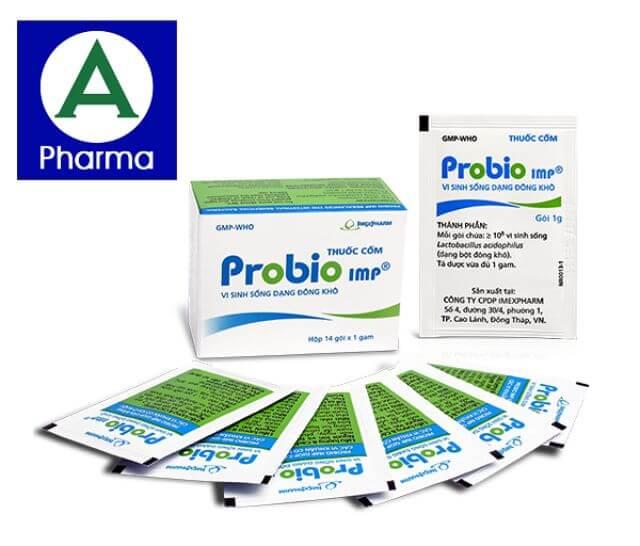 Men vi sinh Probio là gì?