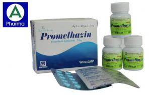 Thuốc Promethazin 15mg là gì?