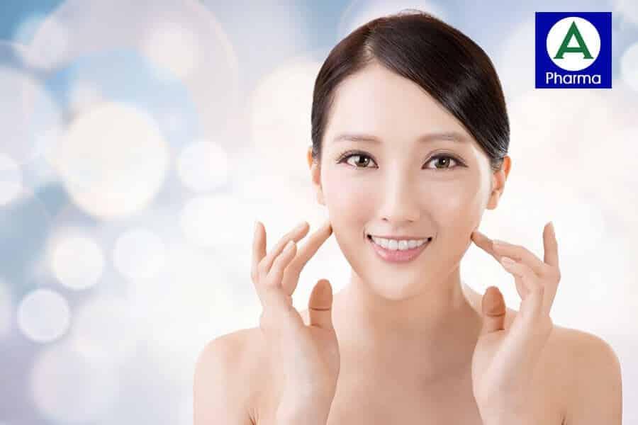 Sản phẩm nước uống Collagen Nhật giúp duy trì sự trẻ trung từ trong ra ngoài cho phái đẹp