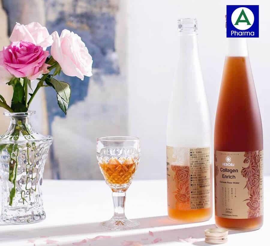Sản phẩm nước uống Collagen Nhật Bản được đóng gói vô cùng sang trọng và tinh tế