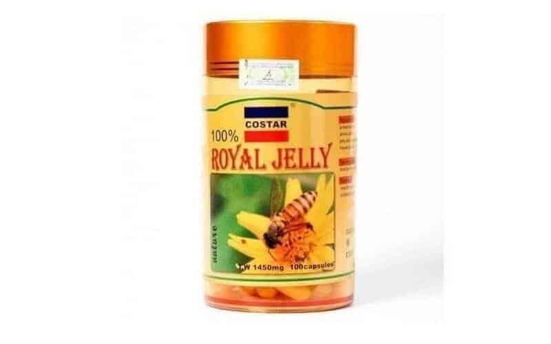 Sữa ong chúa Costar Royal Jelly