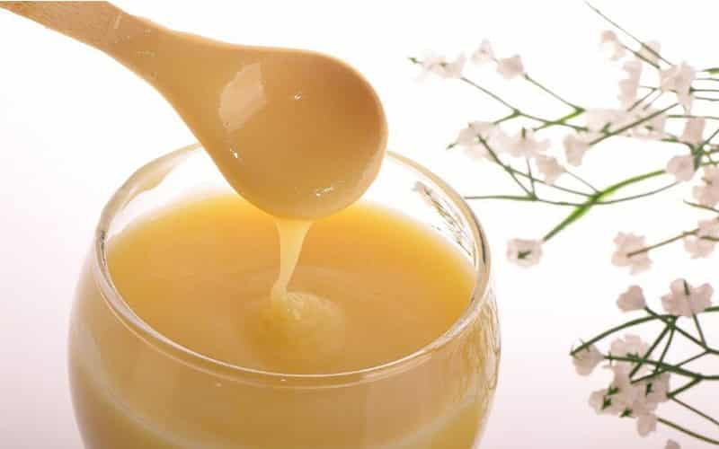 Sữa ong chúa kỵ với gì?