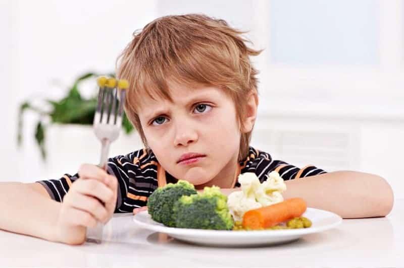 Suy dinh dưỡng gây biếng ăn, suy giảm miễn dịch