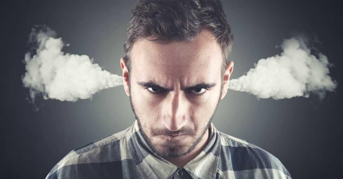 Bệnh suy nhược cơ thể có thể khiến bạn hay cáu giận
