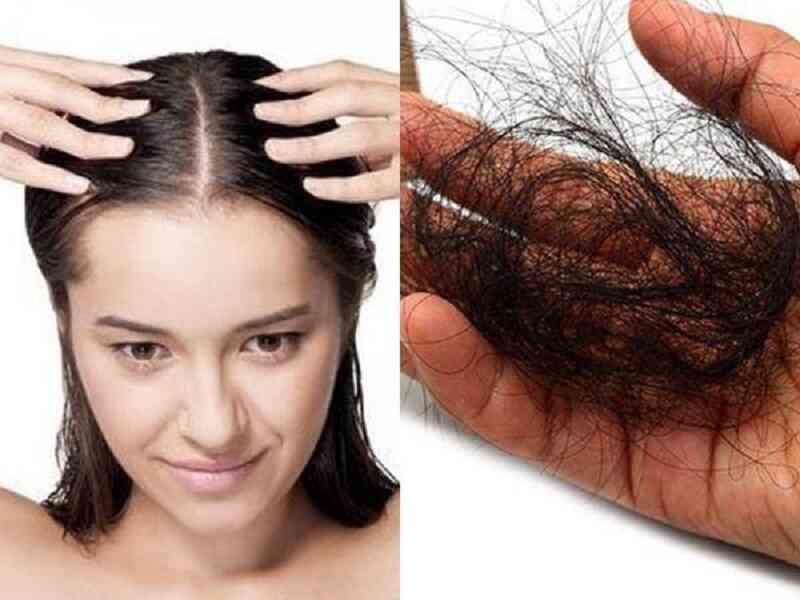Tạo kiểu tóc nhiều khiến tóc rụng