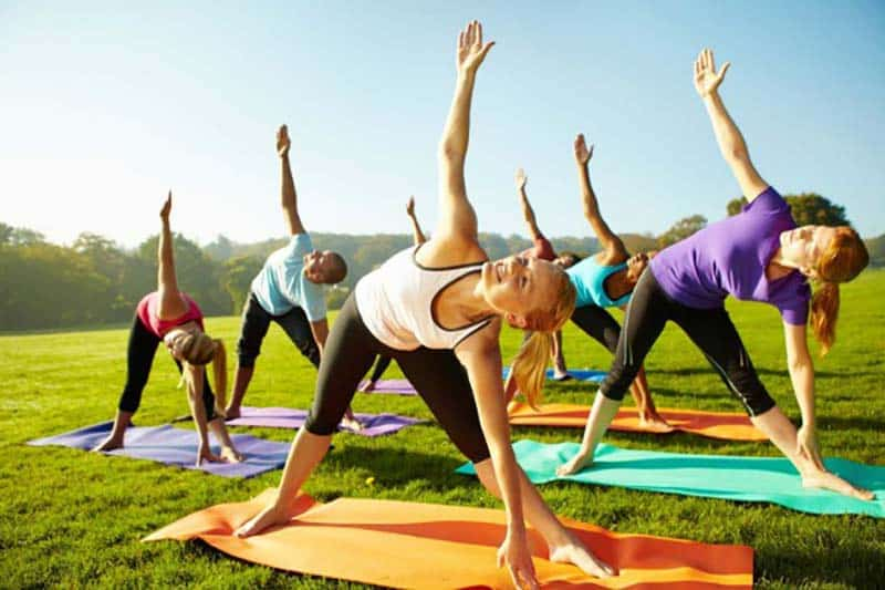 Tập thể dục bổ trợ cho thuốc Fenaflam 25Mg Dhg 2X10