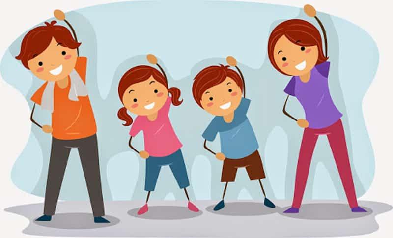 Tập thể dục để nâng cao sức khỏe