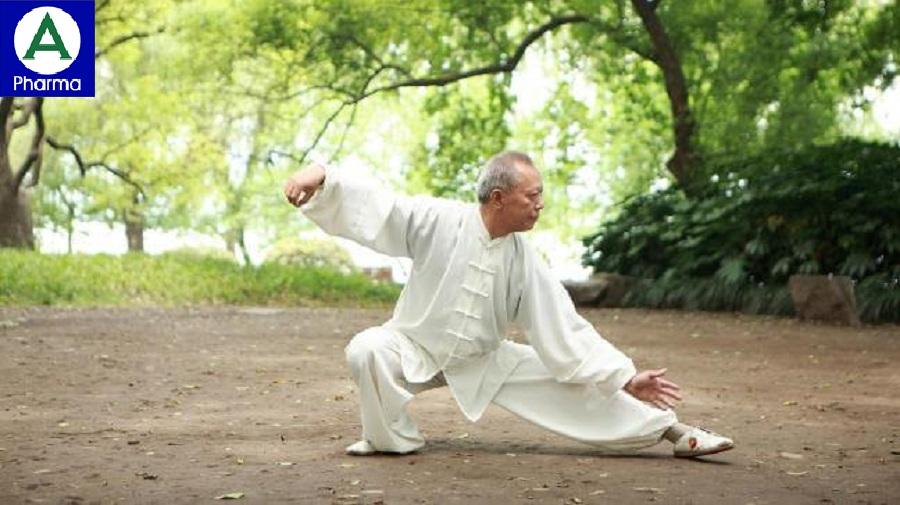 Thái cực quyền giúp thư giãn và cơ thể linh hoạt hơn