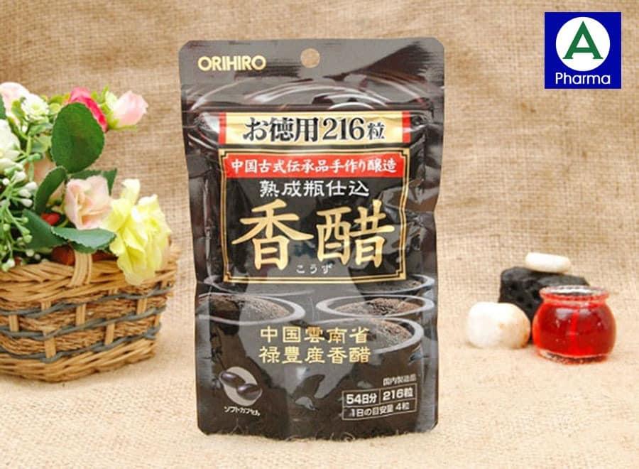 KOZU CAPSULE - Thực phẩm bảo vệ sức khỏe Nhật Bản