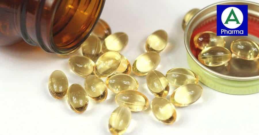 Thực phẩm chức năng bổ sung EPA DHA DPA được sản xuất dạng viên nang rất dễ uống