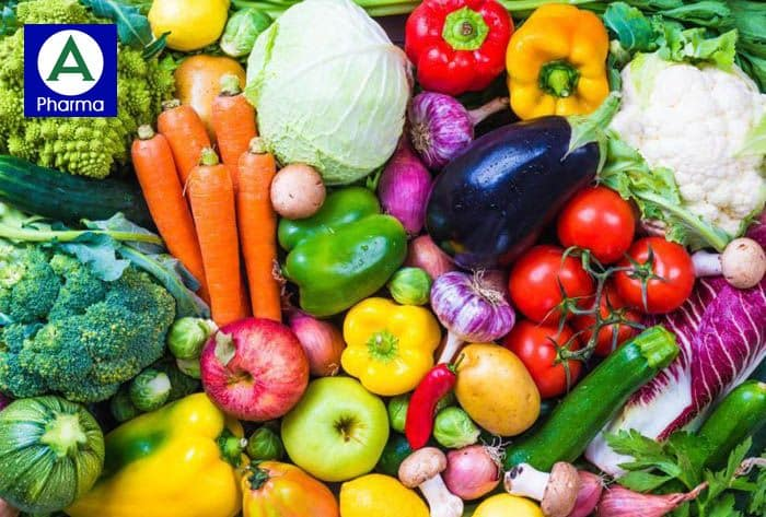Thực phẩm vitamin giúp ngăn ngừa bệnh về da chống nhiễm trùng