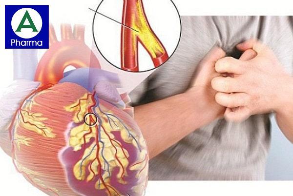 Thuốc Dilatrend điều trị suy tim