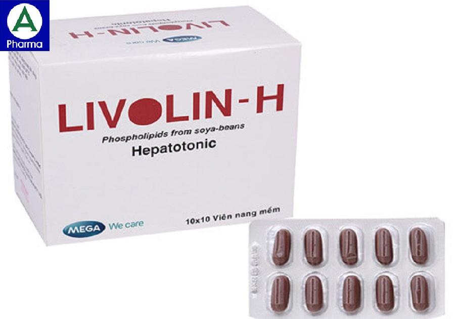 Thuốc Livolin H