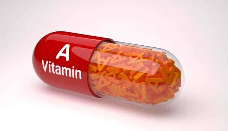 Thuốc Luxanthin E chứa vitamin A