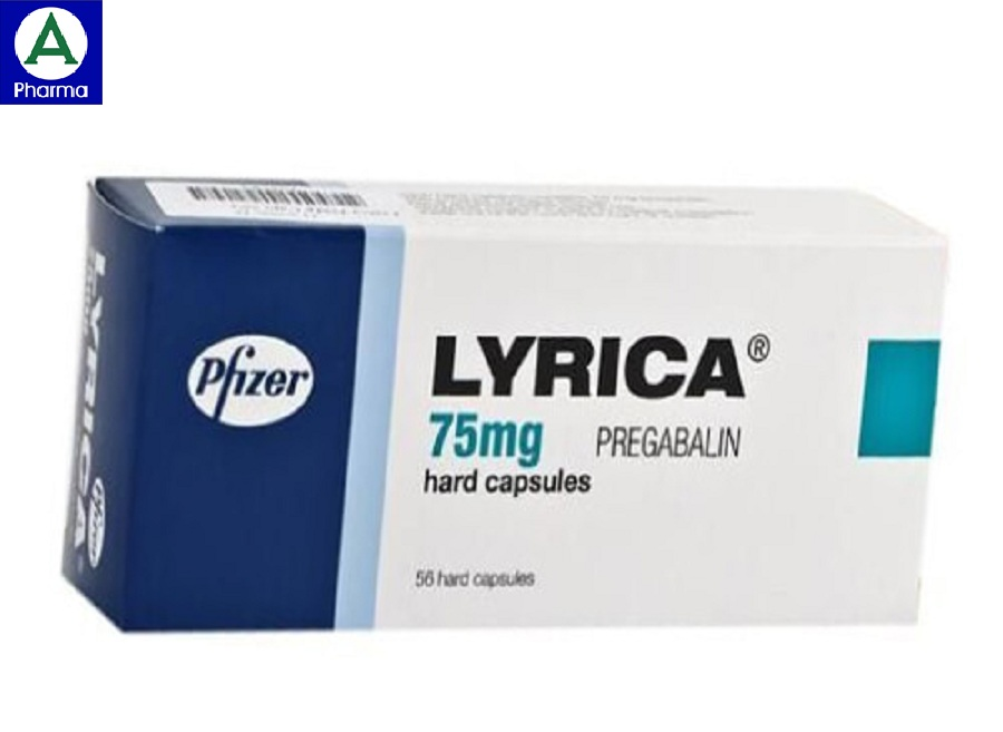 Thuốc Lyrica